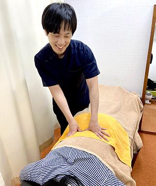 即効性のある根本治療を提供します。